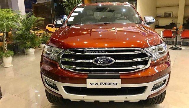 Hot Ford Everest model 2019, đủ màu chỉ với từ 200 triệu đồng, hỗ trợ trả góp lên tới 90% giá trị xe - LH 0967664648