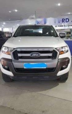 Cần bán gấp Ford Ranger đời 2015, màu trắng, nhập khẩu
