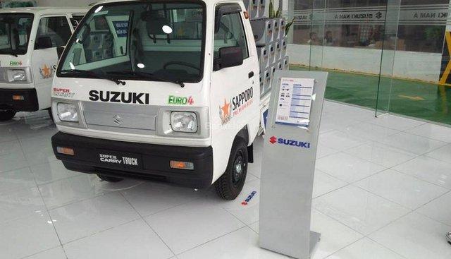 Bán Suzuki Truck 5 tạ 2018, khuyến mại thuế trước bạ, hỗ trợ đăng ký, đăng kiểm, trả góp
