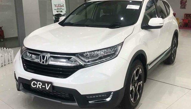 Honda Mỹ Đình - Honda CR-V, nhập khẩu, đủ màu, khuyến mại lên tới 50tr, giao xe ngay - LH: 0985.27.6663