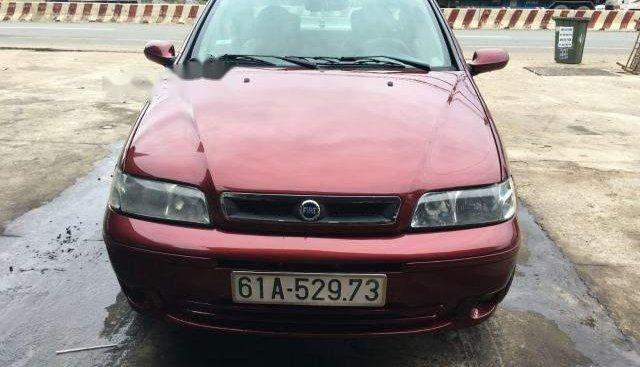 Cần bán Fiat Albea MT đời 2004, màu đỏ, nhập khẩu