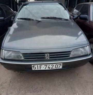 Bán Peugeot 405 đời 1993, màu xám, nhập khẩu nguyên chiếc, giá chỉ 49 triệu