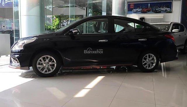 Bán ô tô Nissan Sunny Q Series XV Premium đời 2018, màu đen