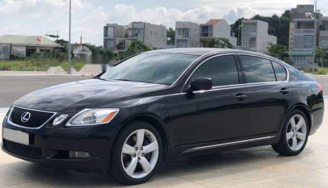 Bán Lexus GS 350 sản xuất năm 2007, màu đen, xe nhập chính chủ
