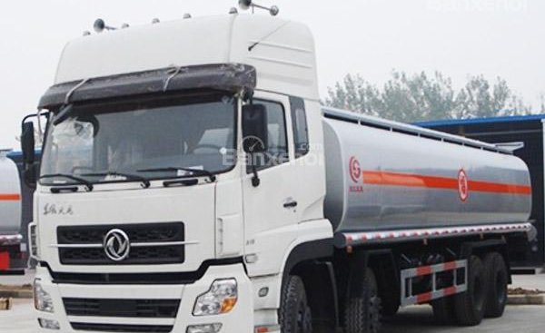 Bán xe chở xăng dầu 22 khối 4 chân