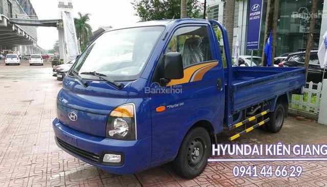 Bán Hyundai H150 đời 2018, màu xanh lam, giá tốt