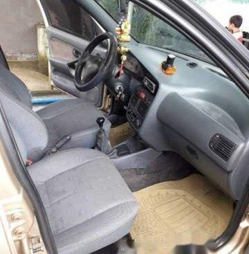 Cần bán gấp Fiat Siena 1.3 đời 2002, màu vàng, nhập khẩu như mới