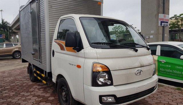Bán xe Hyundai tại Thái Bình, Hyundai H150 giá tốt, xe ben xe thùng TMT