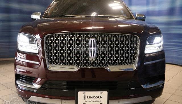 Bán xe Lincoln Navigator năm 2018 màu đỏ, 8 tỷ 790 triệu, 0941686789
