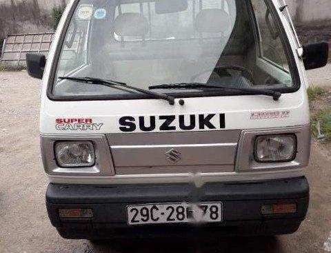 Bán Suzuki Super Carry Truck sản xuất năm 2008, màu trắng
