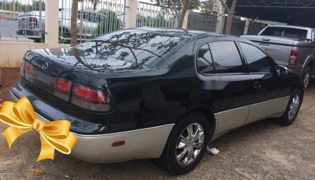 Bán Lexus GS sản xuất 1995, màu đen số tự động