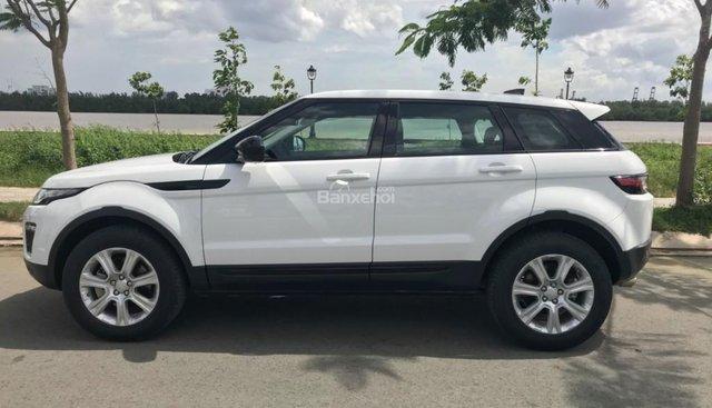 093 22222 53 - Cần bán lại xe LandRover Range Rover Evoque năm sản xuất 2017, đăng ký 2019 màu trắng, bảo hành