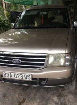 Cần bán lại xe Ford Everest sản xuất 2006, màu nâu, nhập khẩu