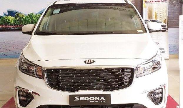 Kia Sedona phiên bản hoàn toàn mới, trả trước từ 270 triệu đồng nhận xe