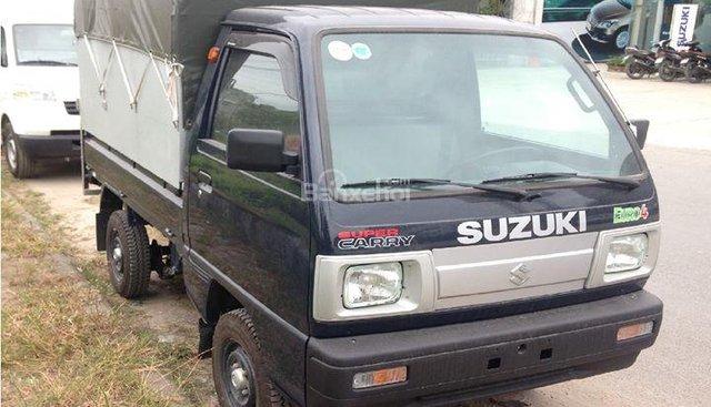 Cần bán Suzuki Super Carry Truck 2018 sản xuất 2018, màu trắng, giá tốt nhất Cao Bằng Lạng Sơn
