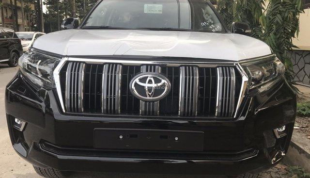Bán Toyota Prado 2019, nhận đặc xe giao sớm nhất