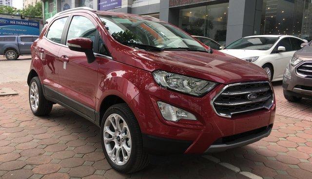 Bán Ford Ecosport 1.5L Titanium - Lấy xe chỉ cần có từ 200 triệu - Đủ màu giao ngay - Liên hệ: 0901858386