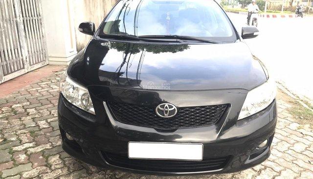 Bán Toyota Corolla Altis 2.0 V đời 2009, màu đen, hàng cực tuyển