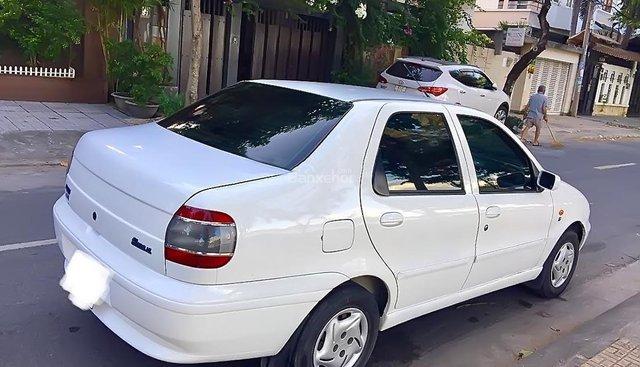 Cần bán xe Fiat Siena ELX 1.3 sản xuất 2003, màu trắng, giá chỉ 110 triệu