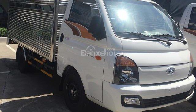 Bán xe tải trả góp Hyundai Poter HD150 1 tấn rưỡi I Giá cạnh tranh