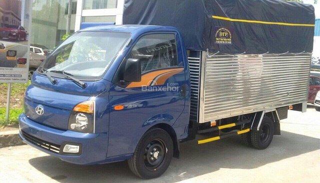 Chỉ 100 triệu - Miền Tây -Bán Hyundai Porter H150 1,5 tấn 2018 - giao ngay