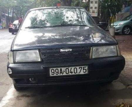 Bán xe Fiat Tempra đời 1996, màu đen, nhập khẩu nguyên chiếc
