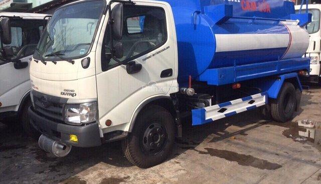 Bán xe chở xăng dầu 6-8 khối