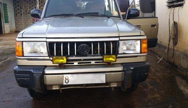 Bán Mekong Star đăng ký 1996, khung gầm máy móc êm ái, máy lạnh, mp3 đầy đủ