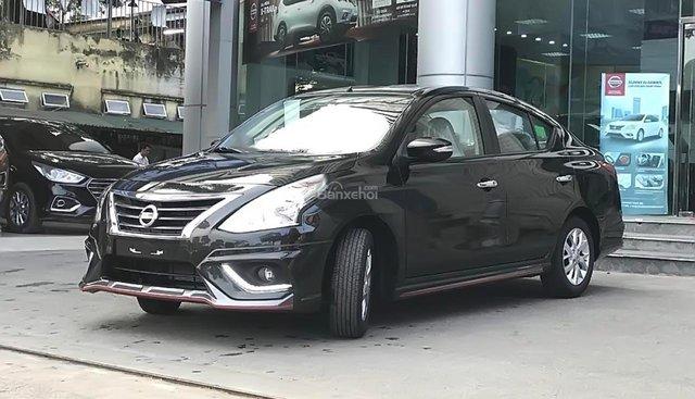 Cần bán Nissan Sunny Q Series XT Premium sản xuất năm 2018, màu đen giá cạnh tranh