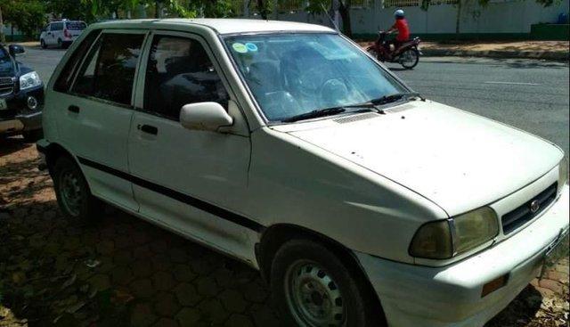 Bán xe Kia CD5 đời 2001, màu trắng, nhập khẩu