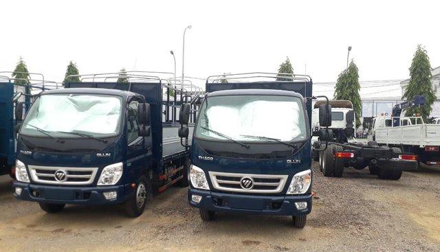 Bán xe tải Ollin350 tải trọng 3.5/2.15 tấn Trường Hải ở Hà Nội