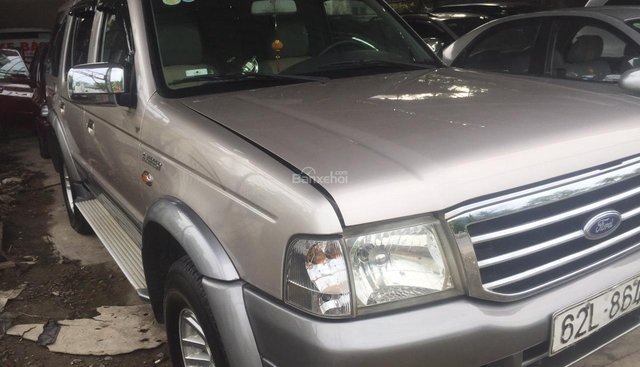 Cần bán gấp Ford Everest năm sản xuất 2006, 285 triệu