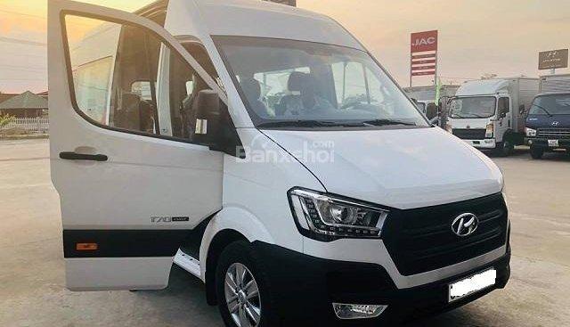Bán xe du lịch 16 chỗ Solati, xe có sẵn, ô tô Tây Đô Kiên Giang