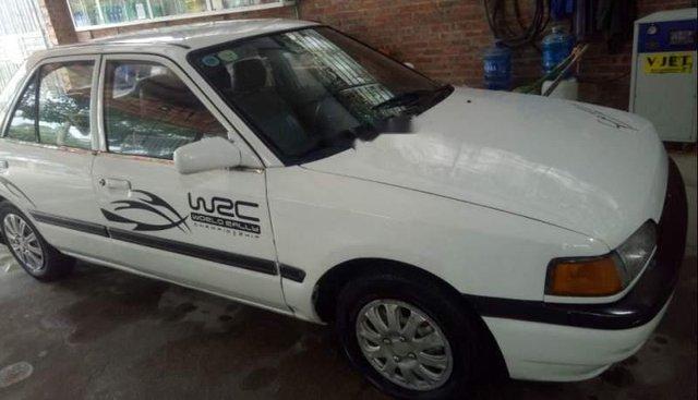 Bán Mazda 323F sản xuất 1996, màu trắng, nhập khẩu
