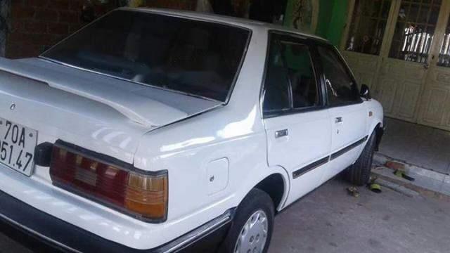 Cần bán lại xe Nissan Sunny đời 1985, màu trắng, nhập khẩu