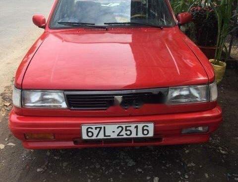 Cần bán Isuzu Gemini năm sản xuất 1984, màu đỏ, nhập khẩu nguyên chiếc xe gia đình
