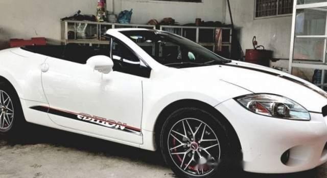Cần bán gấp Mitsubishi Eclipse năm 2006, màu trắng, nhập khẩu nguyên chiếc chính chủ