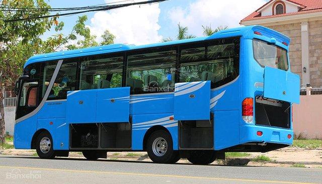 Bán xe Samco Felix Gi bầu hơi 29/34 chỗ. Liên hệ: 0963.666.716