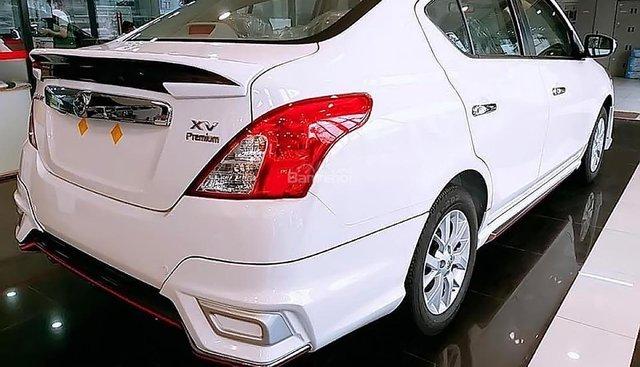 Bán xe Nissan Sunny Q Series XV Premium sản xuất năm 2018, màu trắng, giá tốt