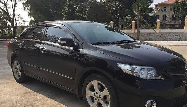 Bán xe Toyota Corolla altis 2.0V sản xuất năm 2012, màu đen
