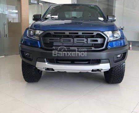 Cần bán xe Ford Ranger Raptor năm 2018, màu xanh lam, xe nhập, lh 0989022295 tại Tuyên Quang