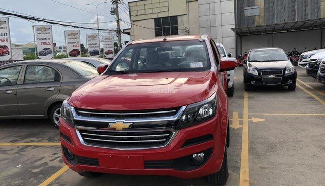 Chevrolet Colorado 2.5 VGT 4x2 AT 1 cầu số tự động. Giảm 30 triệu, Tặng full phụ kiện, vay 90%