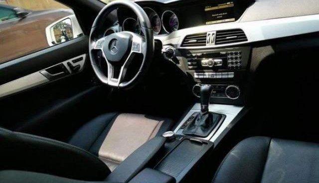 Cần bán lại xe Mercedes C300 AMG đời 2012, màu trắng, nhập khẩu, 790 triệu