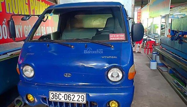 Bán ô tô Hyundai Porter đời 2005, màu xanh lam