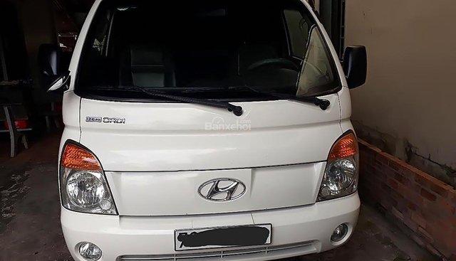 Bán xe Hyundai Porter II đời 2010, màu trắng, nhập khẩu chính chủ