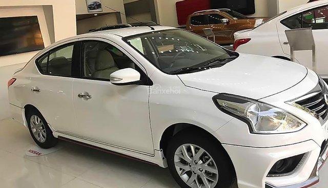 Bán xe Nissan Sunny Q Series XT Premium đời 2018, màu trắng giá cạnh tranh