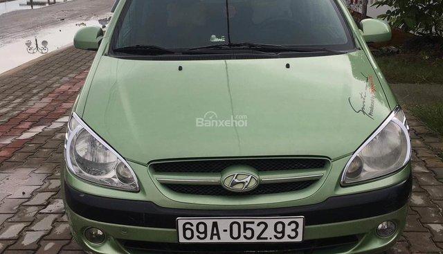 Hyundai Getz 2009 nhập khẩu nguyên chiếc