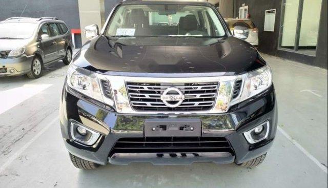 Cần bán xe Nissan Navara EL 2018, màu đen, giá chỉ 669 triệu
