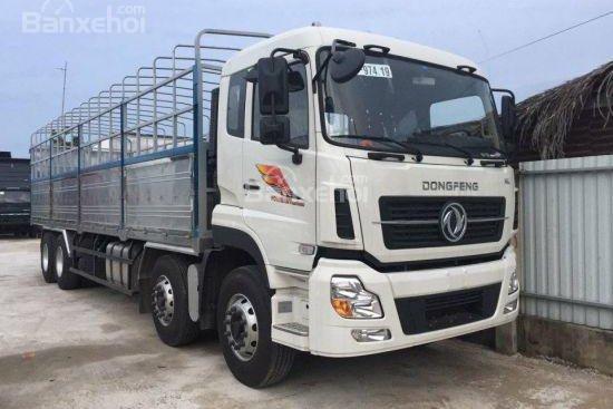 Cần bán xe Dongfeng (DFM), sản xuất 2017, màu trắng, nhập khẩu, giá rẻ trả góp