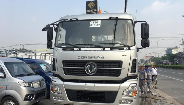 Bán xe Dongfeng 18 tấn nhập khẩu Hoàng Huy 100%, hỗ trợ vay 75% xe trên toàn quốc